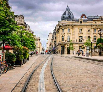 Immeuble à Reims