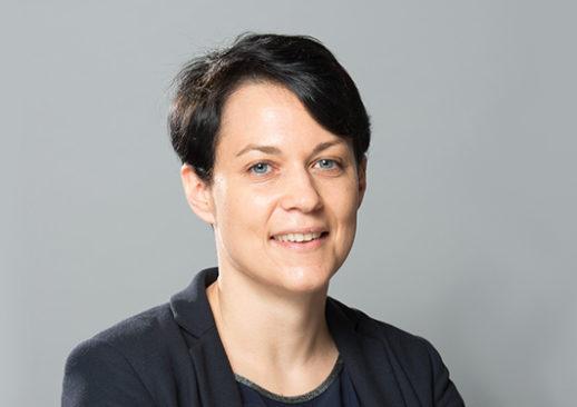 Caroline Languedoc, responsable qualité Groupe Monassier