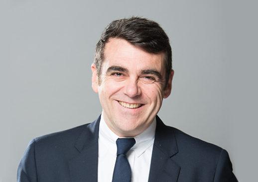 OLivier Geffroy, Secrétaire général du Groupe Monassier