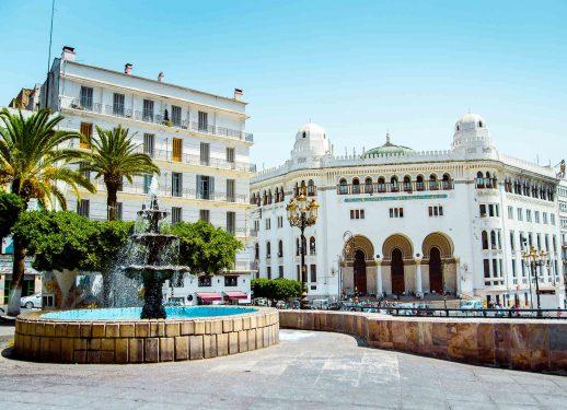 Partenaire en Algérie
