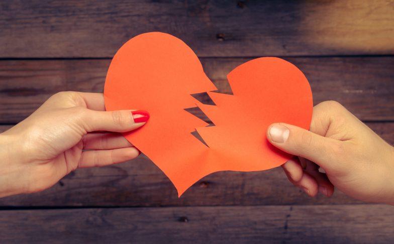 Famille séparation ou divorce