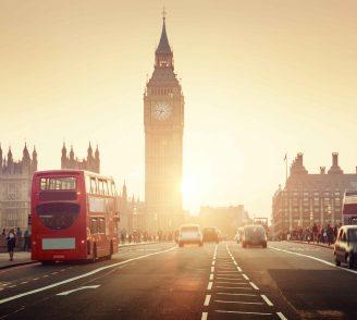 Partenaire à Londres, Grande-Bretagne