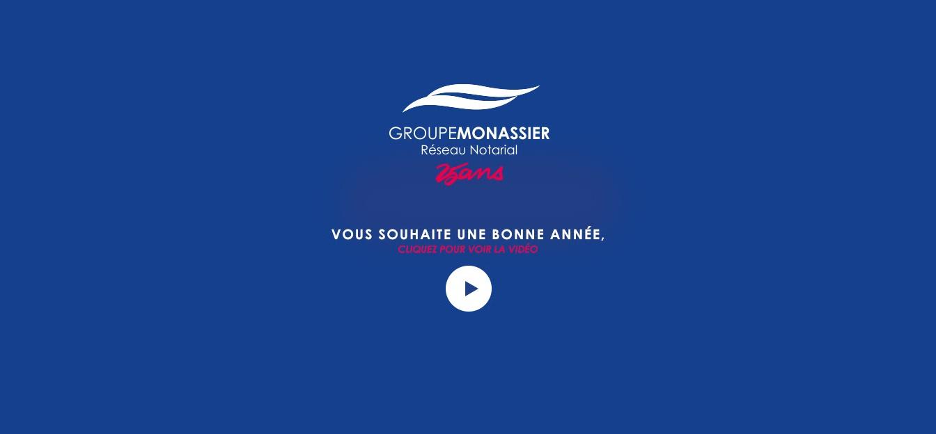 Voeux Groupe Monassier 2018