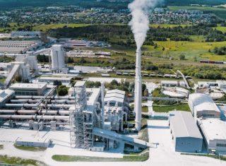 Illustration d'une usine