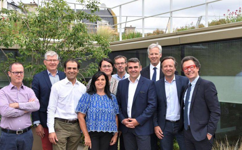 Comité directeur Groupe Monassier 2020-2023