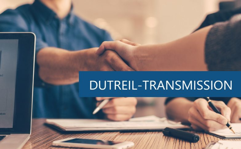 Illustration Dutreil transmission
