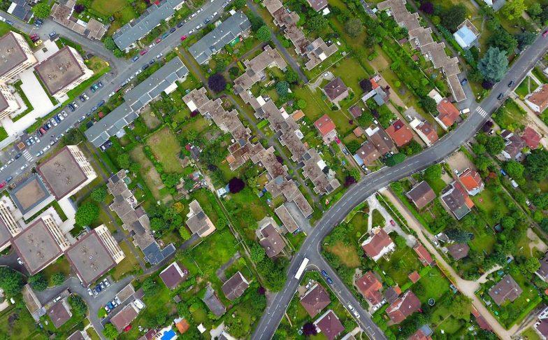 urbanisme division foncière