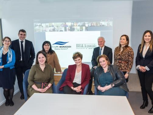 BH & Associés et Groupe Monassier
