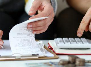 illustration calcul dettes des indivisaires